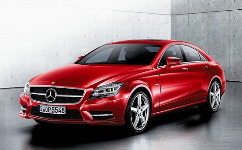 "メルセデスベンツ CLS 350 BlueEFFICIENCY ""designo"" Limited.jpg"