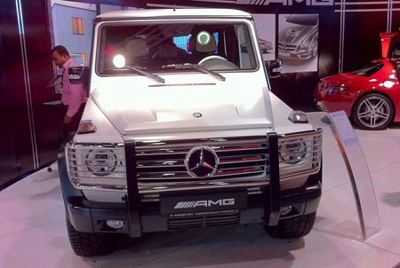 Mercedes-Benz G 55 AMG Arabia 100 Limited Edition 2011-1.jpg