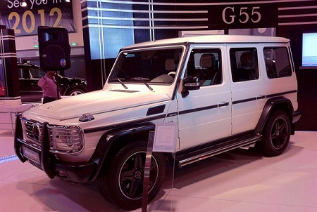 Mercedes-Benz G 55 AMG Arabia 100 Limited Edition 2011-2.jpg