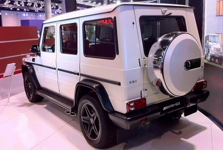Mercedes-Benz G 55 AMG Arabia 100 Limited Edition 2011-3.jpg