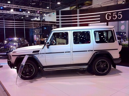 Mercedes-Benz G 55 AMG Arabia 100 Limited Edition 2011-4.jpg